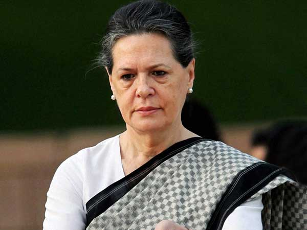 Sonia Gandhi abroad for treatment, will miss election results
